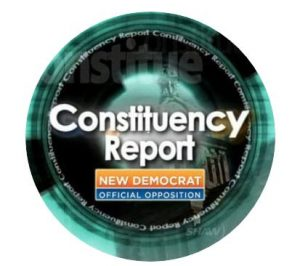 Selina's Constituency Report on Shaw Cable